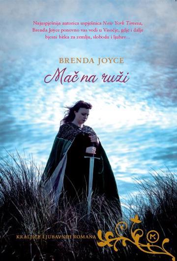 Mač na ruži - Brenda Joyce