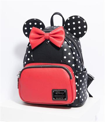 Ruksak Loungefly Disney: Minnie mini - Loungefly