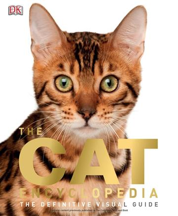 The Cat Encyclopedia - DK
