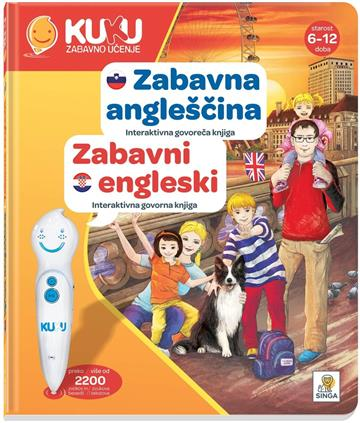 Kuku zabavno učenje: Zabavni engleski - KUKU