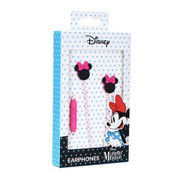 Slušalice Minnie Mouse 3D pink -