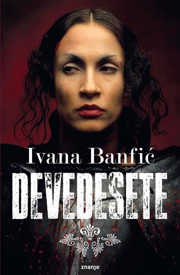 Cro Dance diva Ivana Banfić predstavila svoju knjigu 'Devedesete'