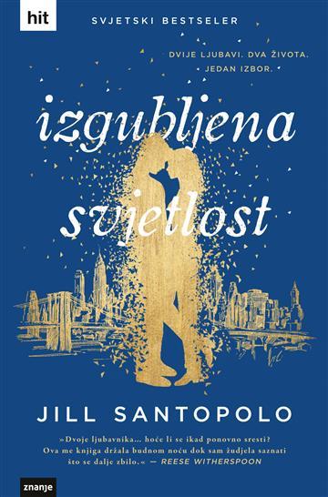 Ljubavna priča 'Izgubljena svjetlost' u hrvatskim knjižarama