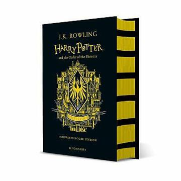 Harry Potter and the Order of the Phoenix Hufflepuff - Rowling,J.K.