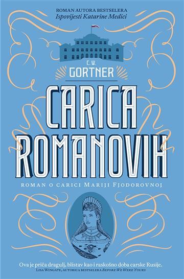 Carica Romanovih - C. W. Gortner