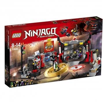 Lego 70640 G. S. - Sjedište -