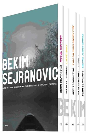 Sabrana djela Bekima Sejranovića - Bekim Sejranović