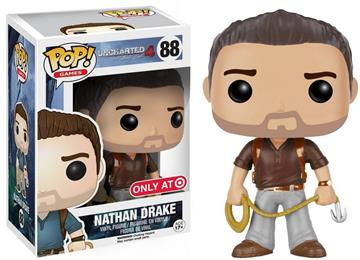 "Funko POP! Uncharted ""Nathan Drake"" - Funko!"