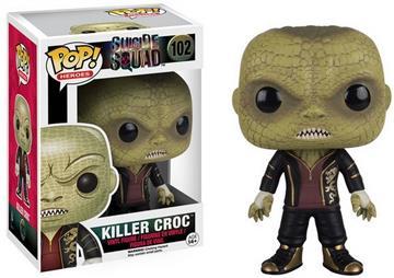 """Funko POP! Suicide Squad """"Killer Croc"""" - Funko!"""