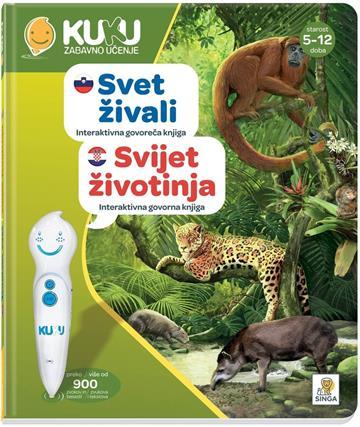 Kuku zabavno učenje: Svijet životinja - KUKU
