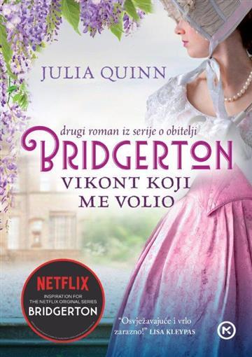Vikont koji me volio - Julia Quinn