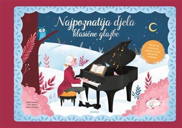 Najpoznatija djela klasične glazbe - Élodie Fondacci, Lili la Baleine, Hasson Créations