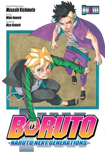 Boruto, vol. 09 - Masashi Kishimoto