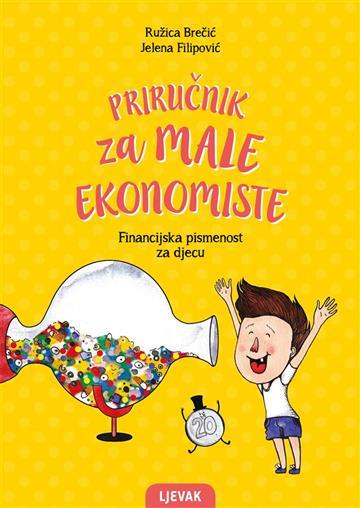 Priručnik za male ekonomiste - Ružica Brečić