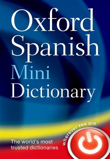 Oxford Spanish Mini Dictionary - Oxford Languages