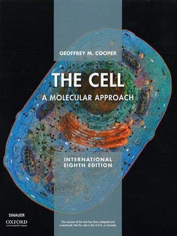 Cell:  A Molecular Approach 8E - Cooper, Geoffrey