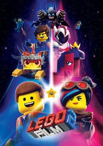 LEGO film 2 - Warner Bros.