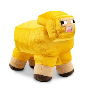 Happy Explorer Gold Sheep Plush - Jinx
