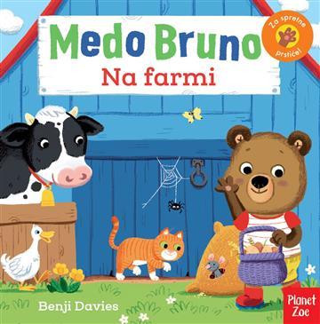 Medo Bruno - Na farmi - Benji Davies