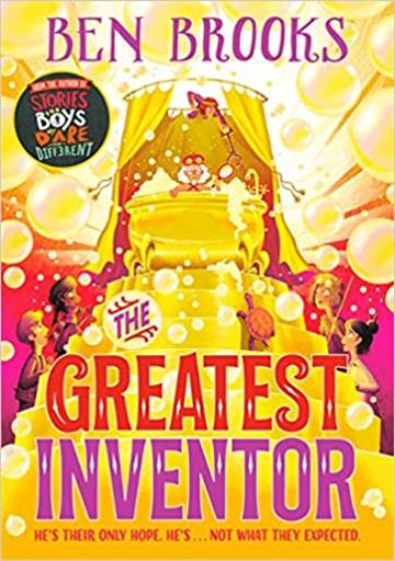 Greatest Inventor - Ben Brooks