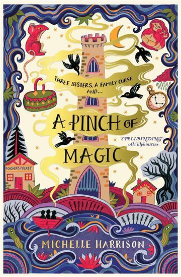 Pinch of Magic - Harrison, Michelle
