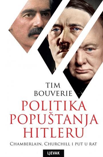 Politika popuštanja Hitleru - Tim Bouverie