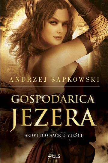 Gospodarica jezera - Andrzej Sapkowski
