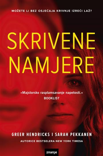Skrivene namjere - Greer Hendricks , Sarah Pekkanen
