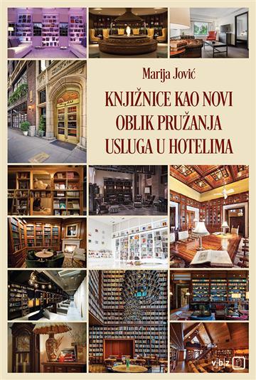 Knjižnice kao novi oblik pružanja usluga - Marija Jović