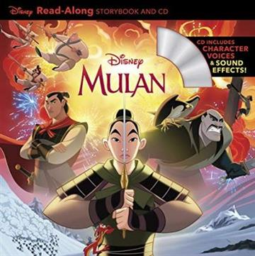 Mulan Read-Along Storybook and CD - Disney Book Group