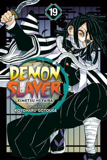 Demon Slayer: Kimetsu no Yaiba, Vol. 19 - Koyoharu Gotouge