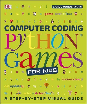 Computer Coding Python Games for Kids - DK