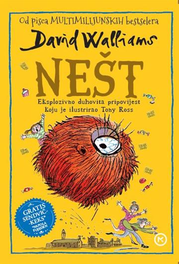 Nešt - David Walliams