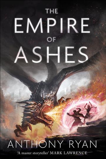 Empire of Ashes - Ryan, Anthony