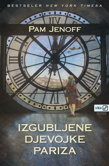 Izgubljene djevojke Pariza - Pam Jenoff