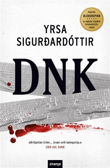 DNK - Yrsa Sigurđardóttir