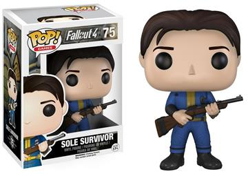 "Funko POP! Fallout 4 ""Sole Survivor"" - Funko!"