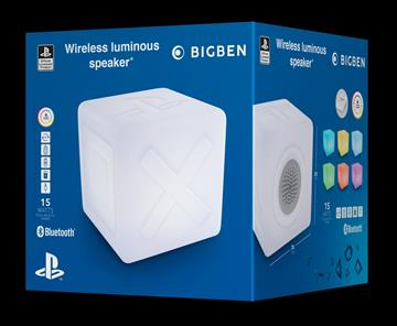 Bigben službeni Playstation bluetooth USB zvučnik sa svjetlom - BIGBEN