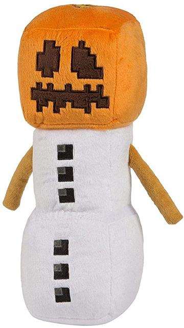 Minecraft Snow Golem Plush - Jinx