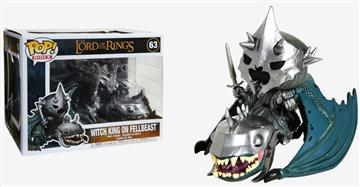 """Funko POP! Lord of The Rings """"Witch King with Fellbeast"""" - Funko!"""