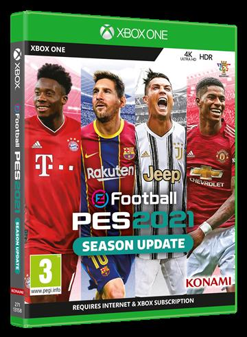 eFootball PES 2021 Season Update XBOXONE -