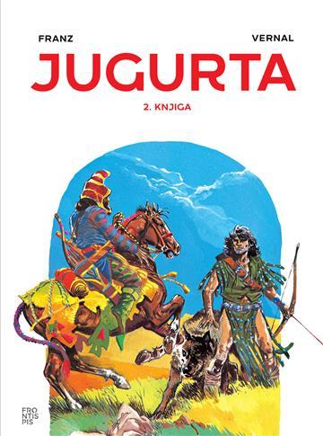 Jugurta, 2. knjiga - Franz