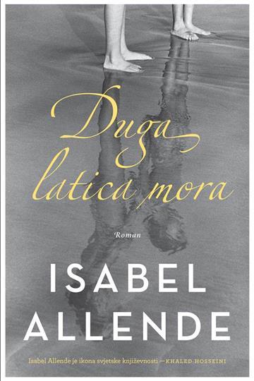 Duga latica mora - Isabel Allende