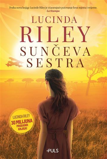 Sunčeva sestra - Lucinda Riley
