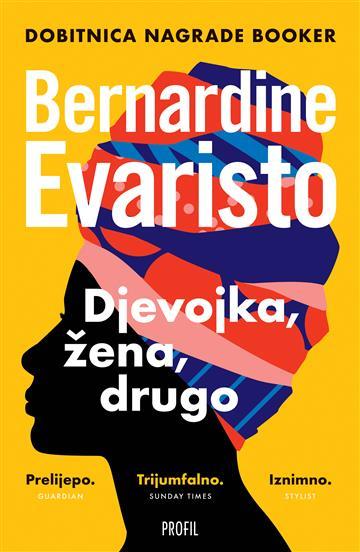 Djevojka, žena, drugo - Bernardine Evaristo
