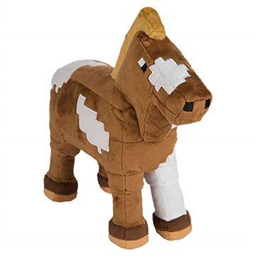 Minecraft Horse Plush - Jinx