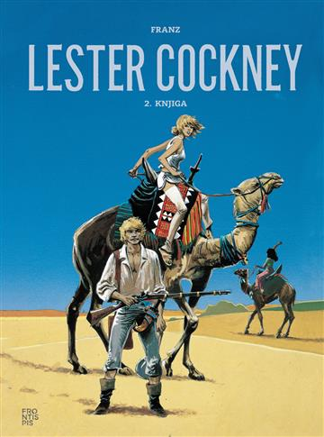 Lester Cockney, 2. knjiga - Vernal, Franz