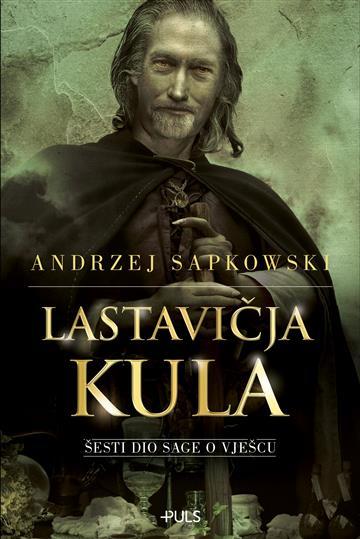 Lastavičja kula - Andrzej Sapkowski