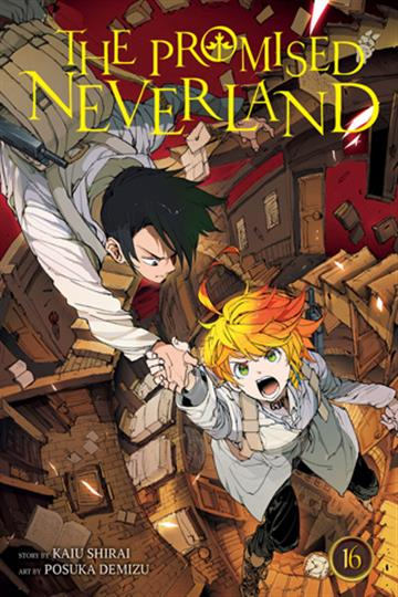 Promised Neverland, vol. 16 - Kaiu Shirai