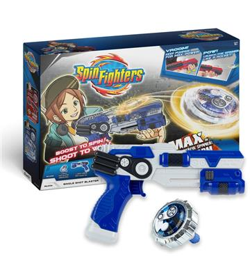 Spin Fighters - Pištolj ARMOR King Fighter -
